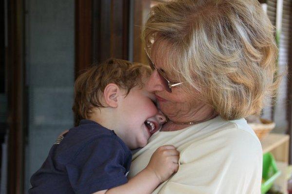 festa dei nonni nonna silvana