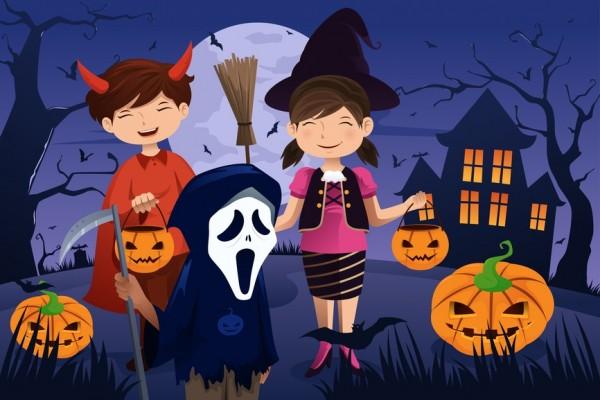 Dove festeggiare Halloween con i bambini