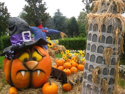 festeggiare Halloween a Leolandia