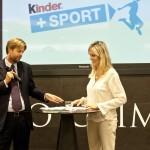 Sport, mamme e bambini: Ferrero e Kinder più sport