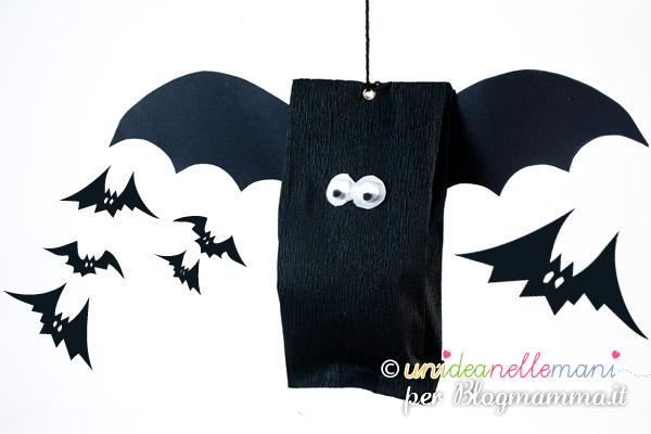 sacchetto porta caramelle per halloween