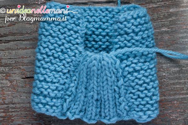 tutorial scarpine a maglia 5