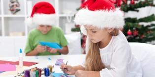 Lavoretti di Natale per bambini dell'asilo