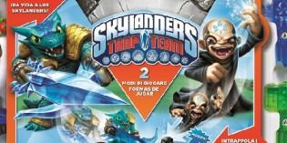 Una nuova emozionante avventura  – Skylanders Trap Team