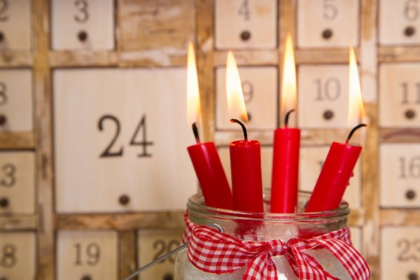 24 sorprese per il calendario dell'Avvento