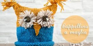 cappello a maglia per bambini