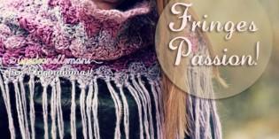 Come fare le frange per rifinire lavori a maglia