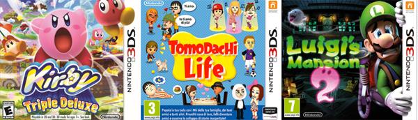 videogiochi per nintendo 3ds e 2ds