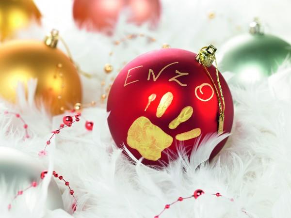 Regali di Natale personalizzati: Baby Art
