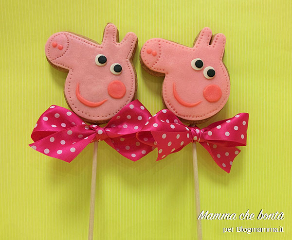 Biscotto Peppa Pig