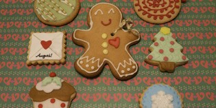 Biscotti di Natale home made