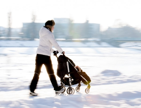 accessori passeggino per l'inverno
