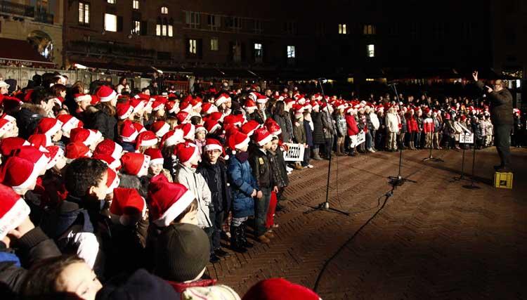 Tutto il Natale di Siena