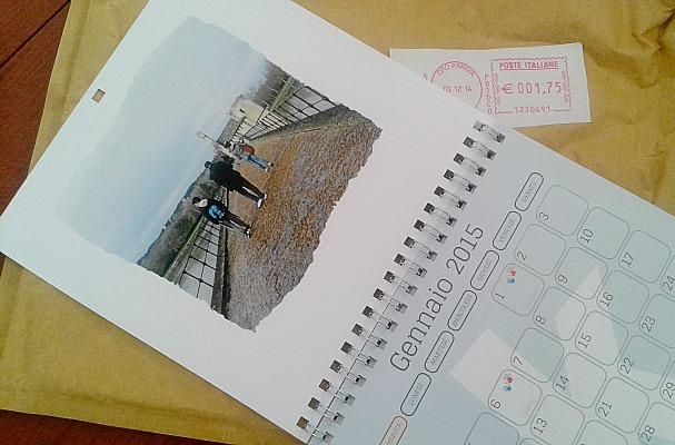 #kinderdiario e il mio premio. il calendario