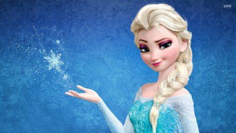 Principessa Elsa - Frozen