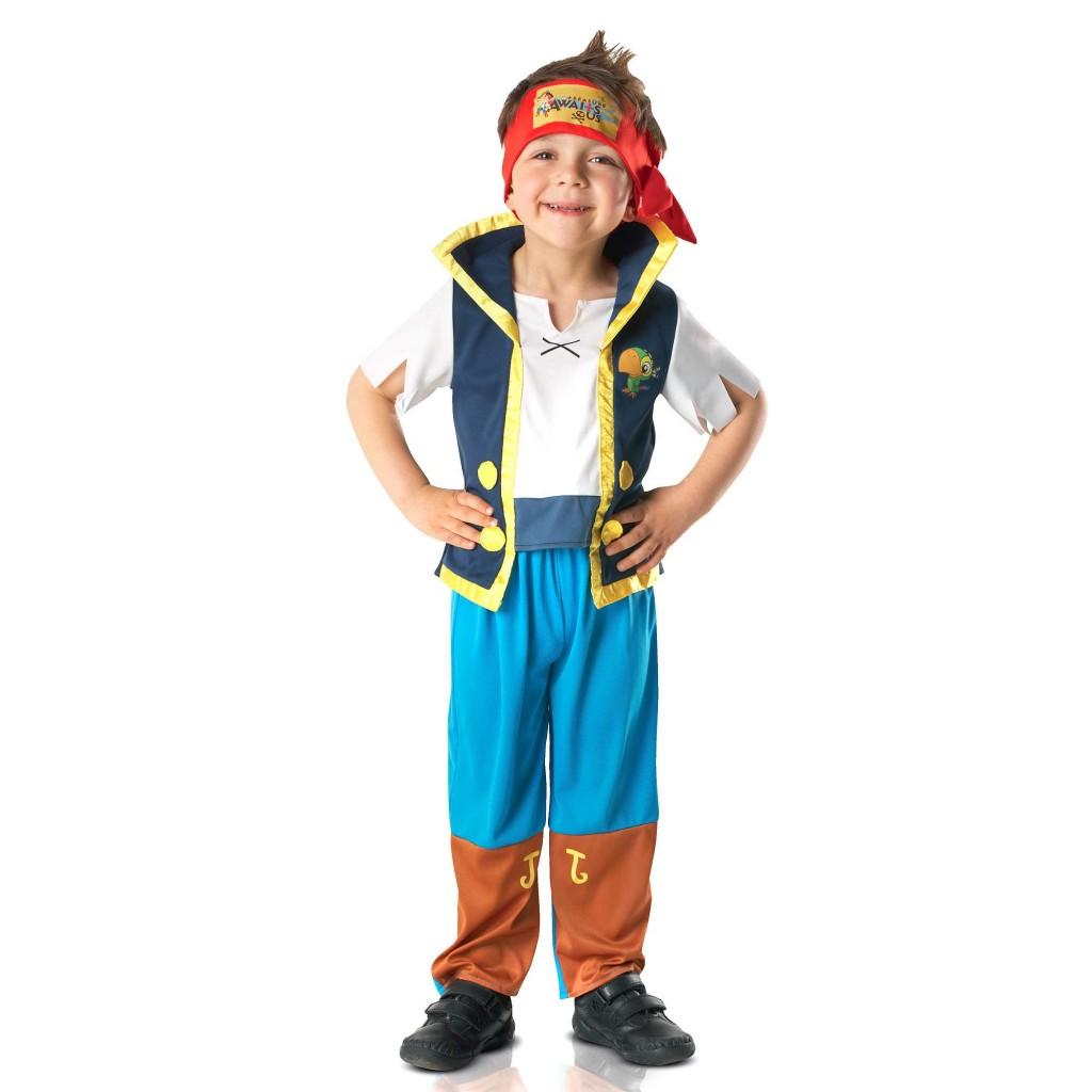 costumi carnevale pirata disney