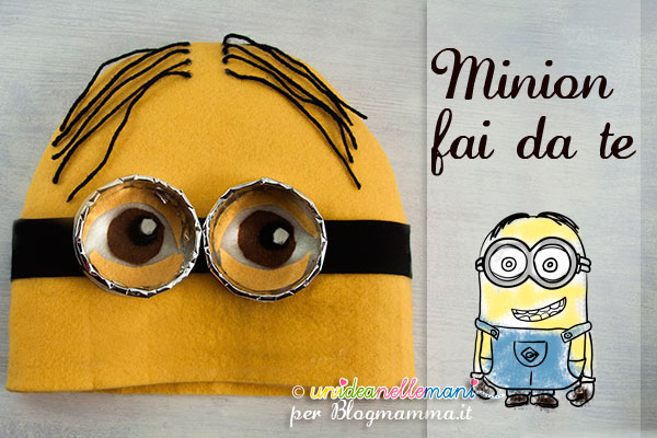 size 40 6661d c8a54 Costume da Minion fai da te - Blogmamma.it