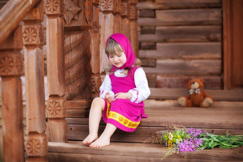 costume masha carnevale