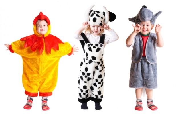 costumi di carnevale da comprare on line per bambini piccoli