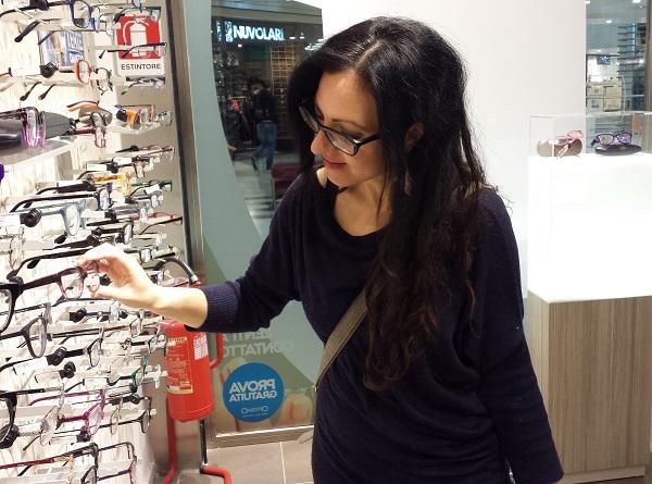 scegliere gli occhiali