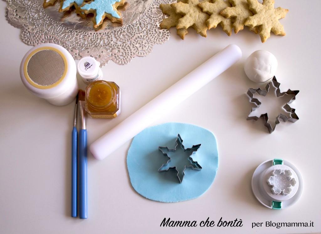 Biscotti di Frozen, Tutorial per lavorare la pasta di zucchero
