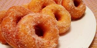 """Ciambelle di Carnevale: i """"Para Frittus"""", dolci fritti della tradizione sarda"""