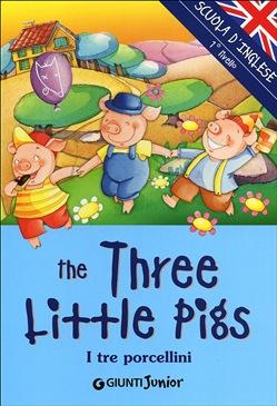 I tre porcellini libri per imparare inglese da piccoli