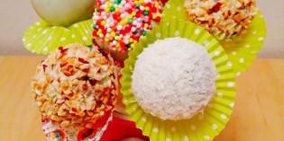 Come fare degli allegri Cake Pops