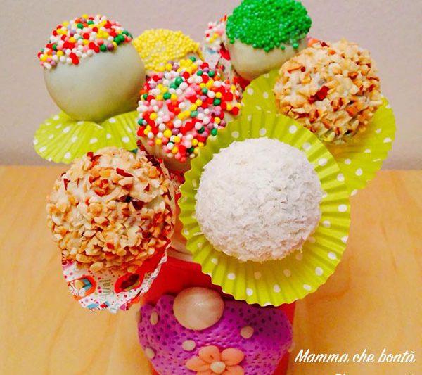 come fare i cake pops