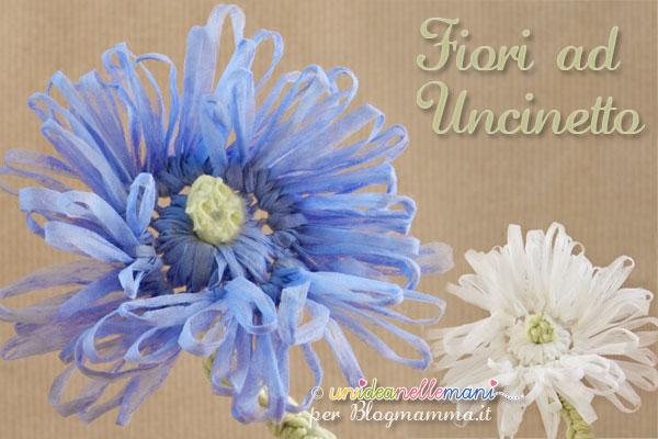 fiori uncinetto facili