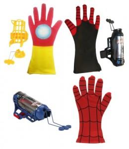maschere e accessori di Carnevale per bambini