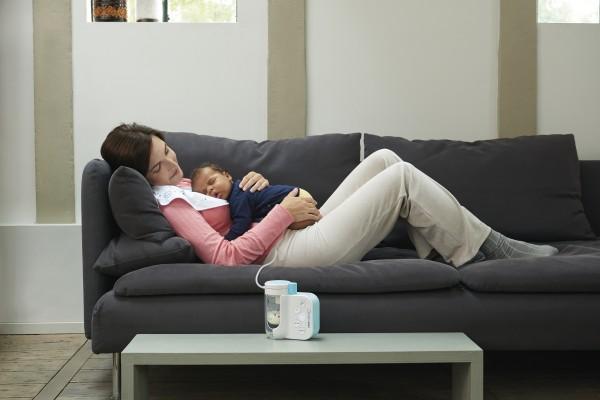 Tiralatte elettrico Natural Comfort per allattare in libertà