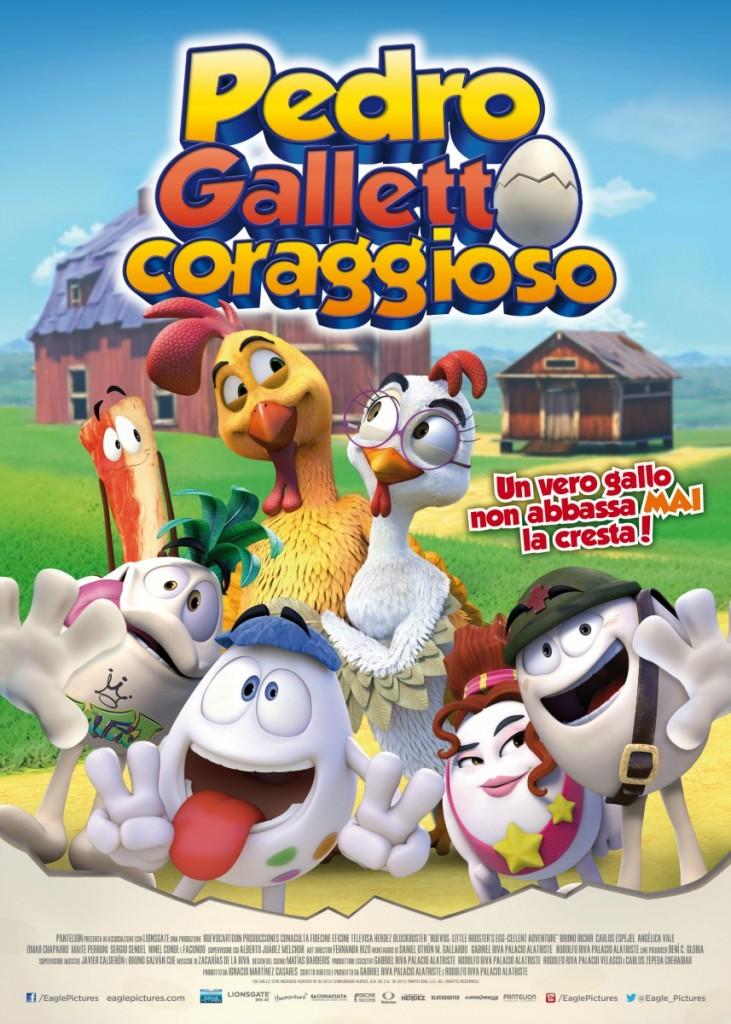 Pedro Galletto Coraggioso