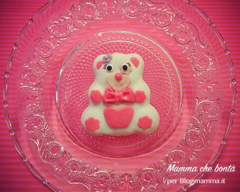 Biscotti decorati per bomboniere_orsetto copertina