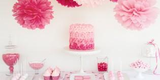 Buffet dei dolci per cerimonie fai da te: 5 regole per un risultato perfetto!