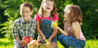 picnic di Pasquetta con i bambini