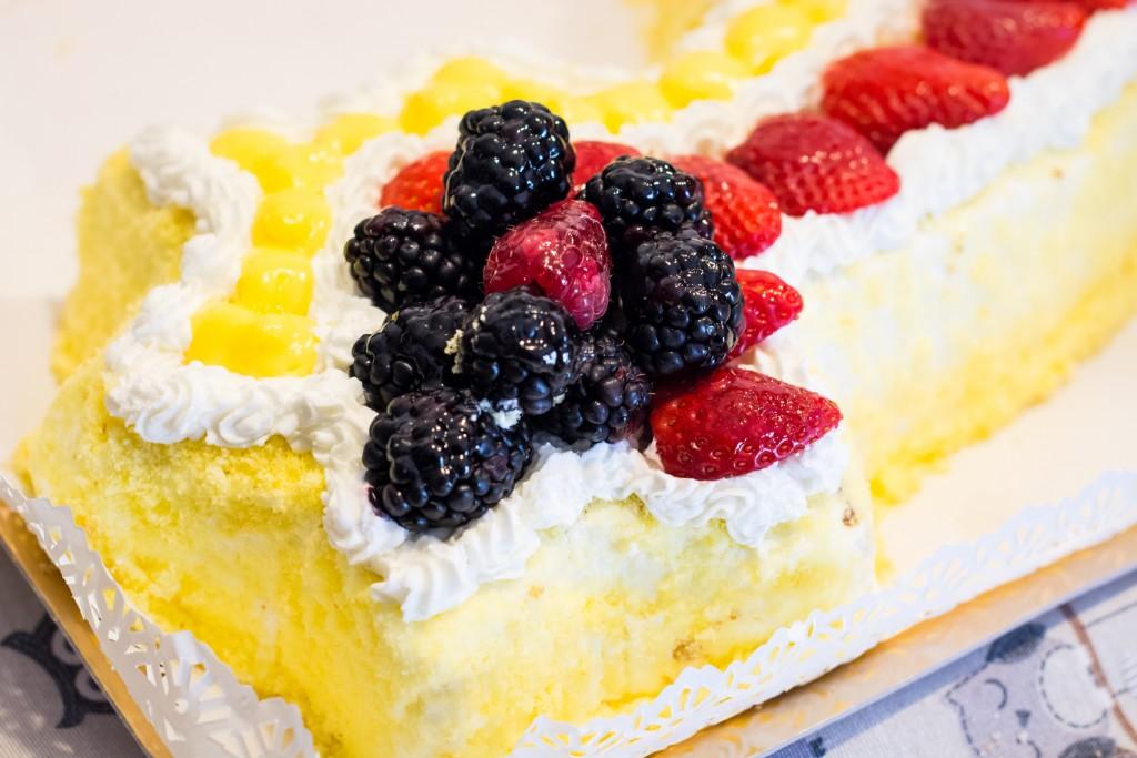 Torta mimosa senza glutine