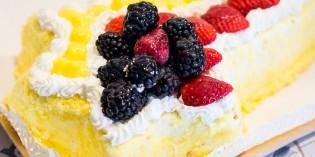 Torta Mimosa senza glutine: Ricetta