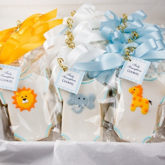 Estremamente Biscotti decorati per bomboniere: battesimi e comunioni : Blogmamma.it FU03