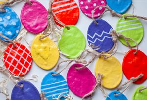 lavoretti di Pasqua facili per la scuola materna