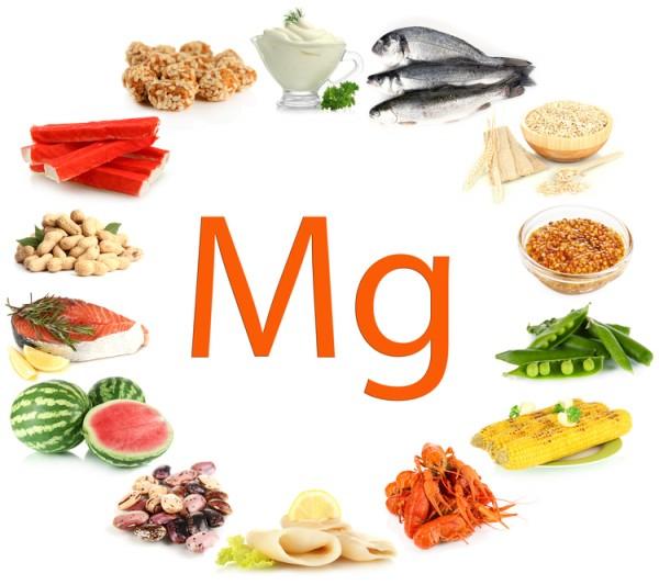 magnesio prezioso per il benessere della donna