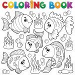 Pesce di aprile immagini da stampare colorare condividere for Disegni da colorare pesciolini
