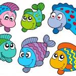 pesce d'aprile da stampare e colorare