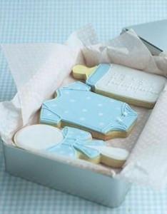 biscotti decorati per bomboniere