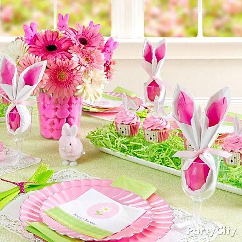 Favori Come decorare la tavola di Pasqua : Blogmamma.it KK35