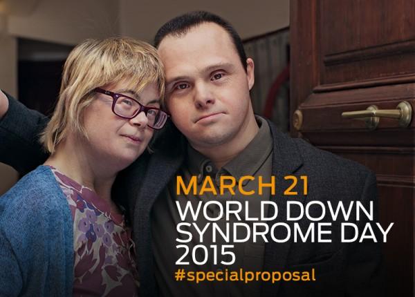 Decima giornata sulla sindrome di down