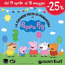 festa di peppa pig