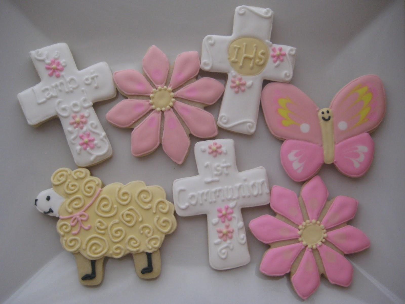 abbastanza Biscotti decorati per la Prima Comunione : Blogmamma.it JF16