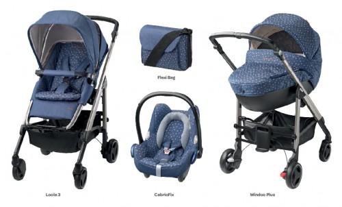 Denim Hearts nuova linea Bebè Confort
