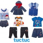 Linea Tuctuc Baby: 3 mesi - 6 anni